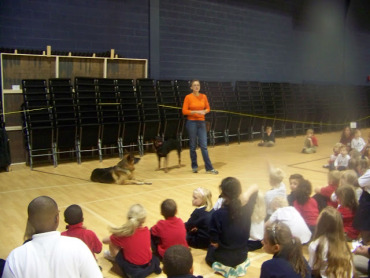 Green Pets America Communities at Cherokee Charter School